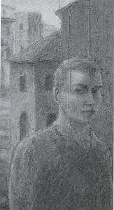 Giulio Turci, Ragazzo del vecchio paese, 1946