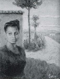 Giulio Turci, Mia moglie, 1946