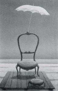 Giulio Turci, Marina con sedia nobile