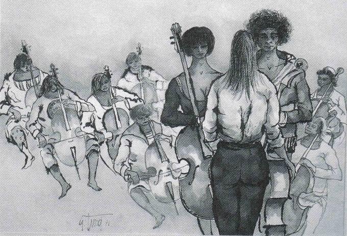Concerto per violoncelli