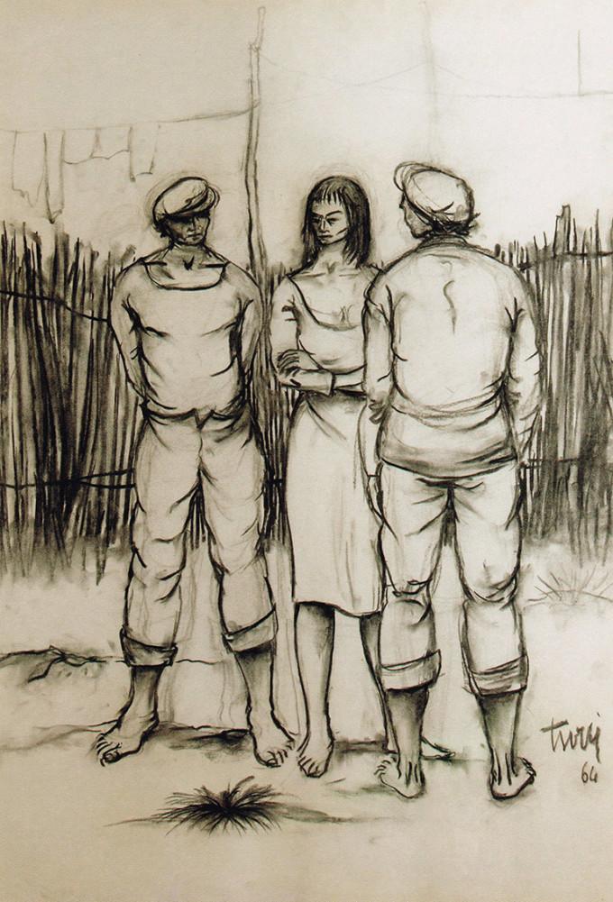 I tre amici