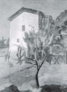 Giorgio Morandi, Paesaggi, 1927