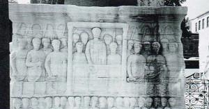 Istanbul, Rilievo con la corte di Teodosio